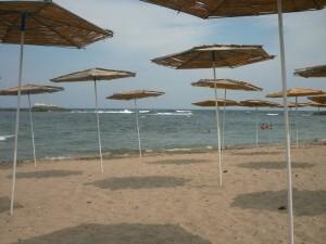 плажа в Ахтопол