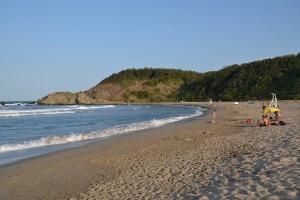 плажа на Силистар