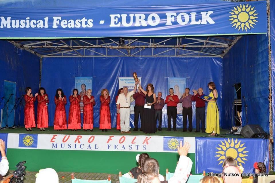 Европейска Асоциация на фолклорните фестивали - EAFF