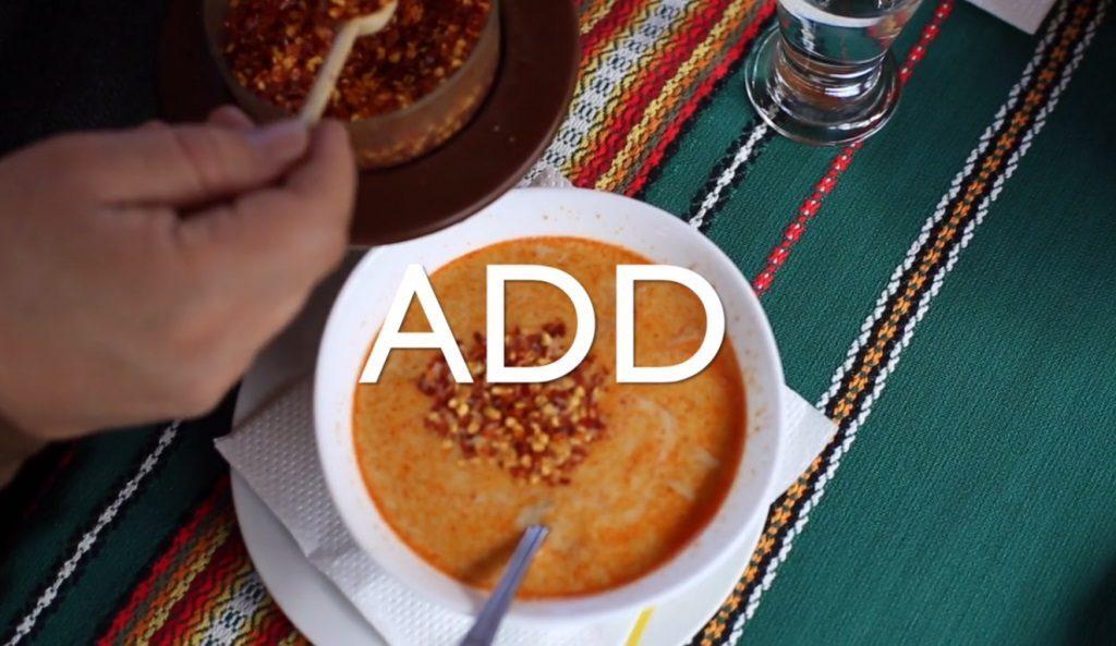 храната в България