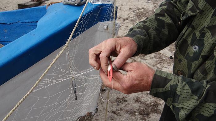 Плетене на рибарски такъми
