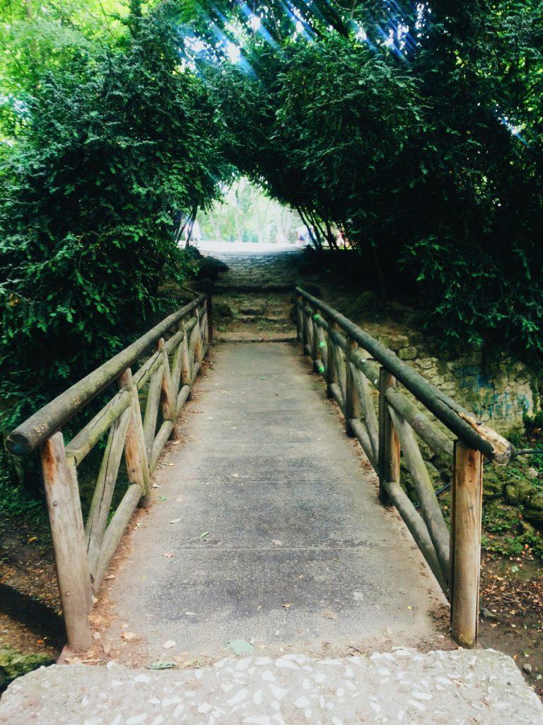 мостът на желанията