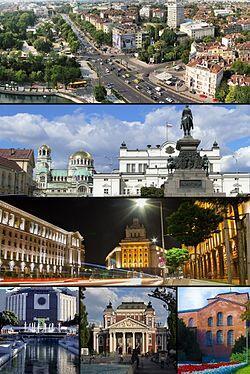 градове