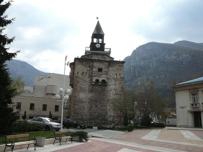 Кулата на Мешчиите - Враца