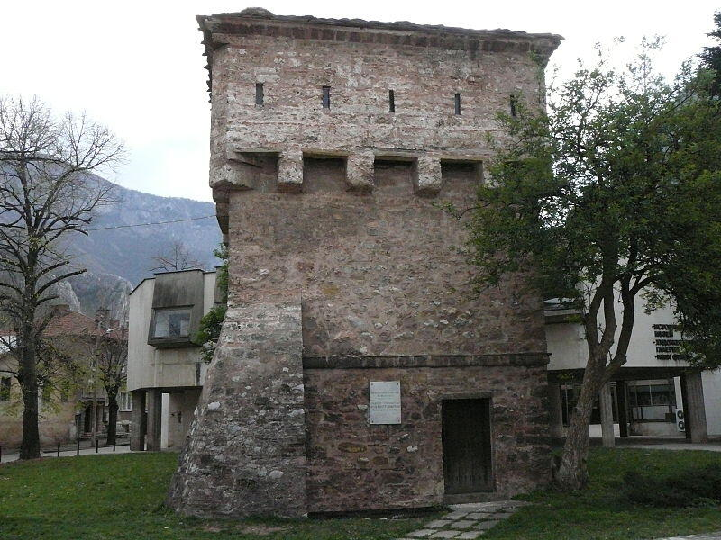 Куртпашовата кула