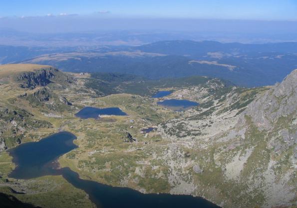 7-te rilski ezera