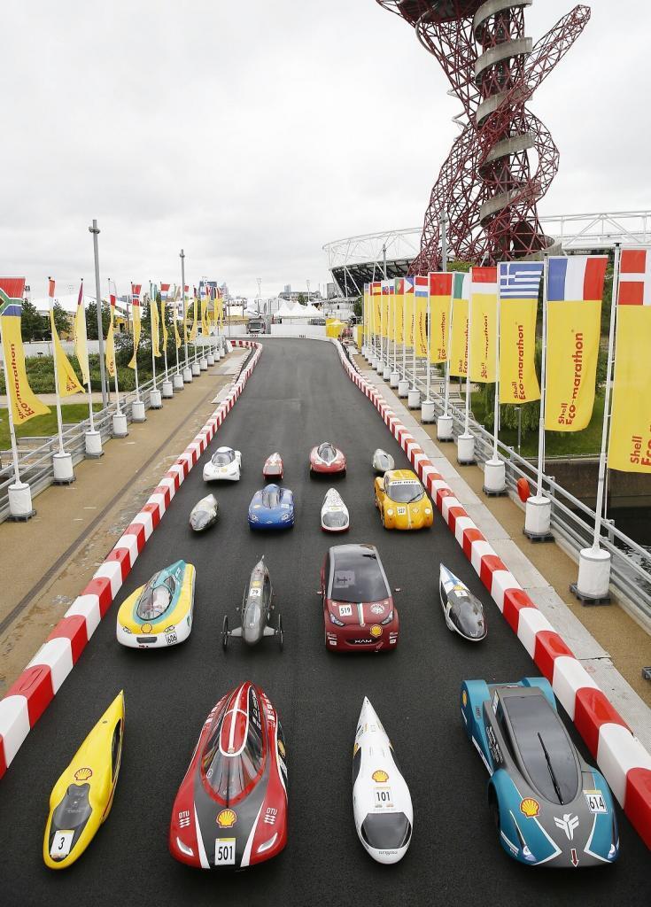 Shell Make the Future London 2016