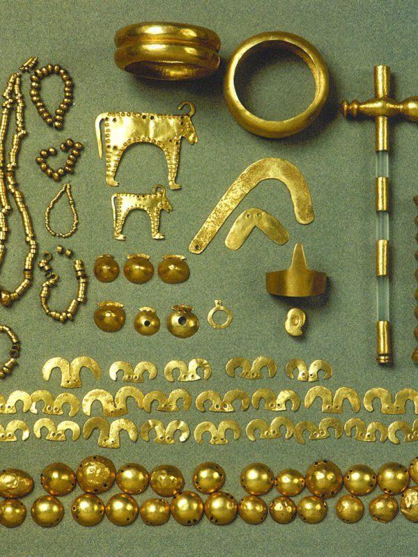 най-старото златно съкровище