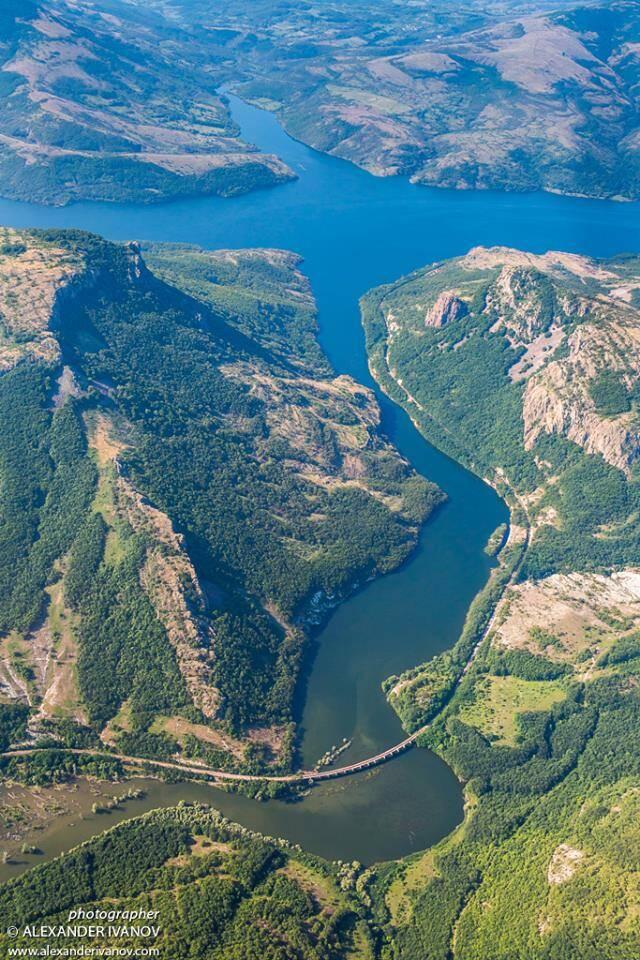 Красиви снимки от България - яз. Студен кладенец