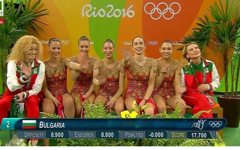 златни момичета