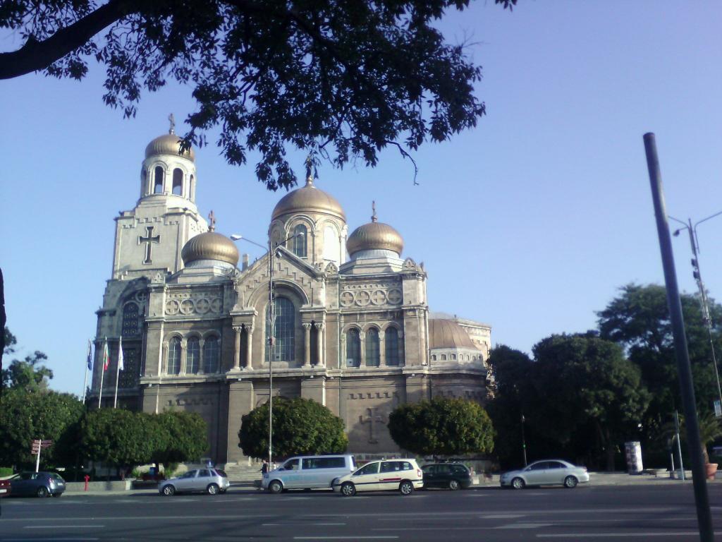 "Катедралният храм ""Св. Успение Богородично"""