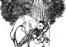 Брада царска, глава воденичарска