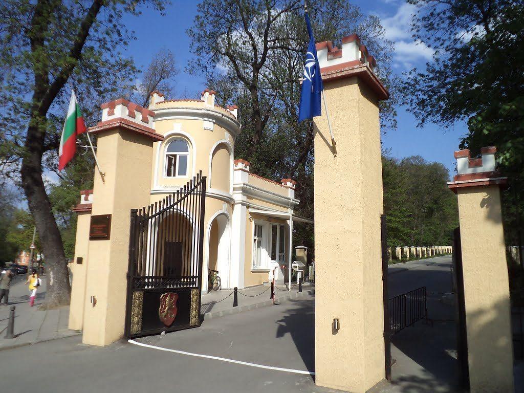 Военна академия, Левски