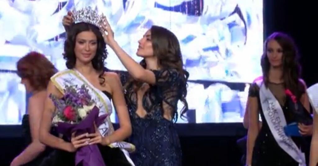 Miss Bulgaria 2016 Габриела Кирова § Мис България 2015 Марина Войкова