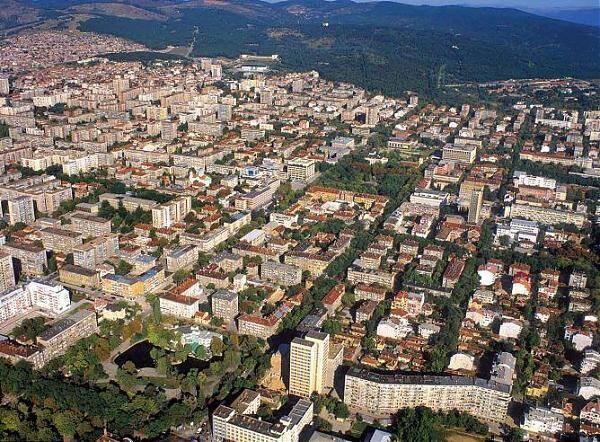 град, Стара Загора