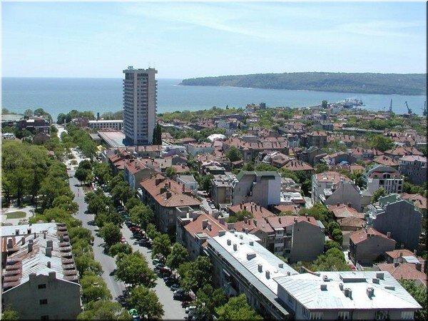 град, Варна