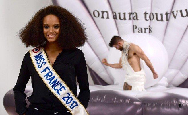 Мис Франция 2017