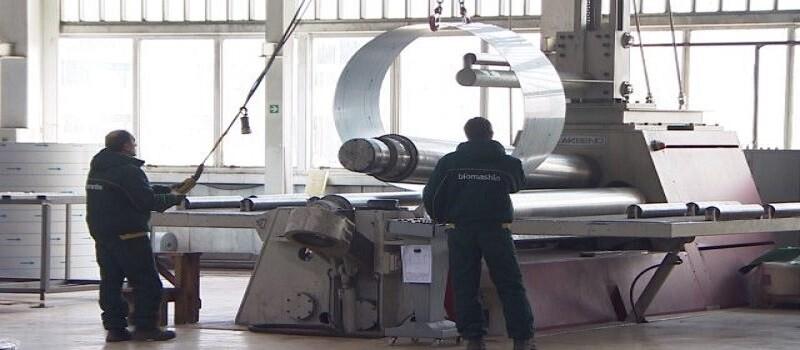 фабриките в Пловдив