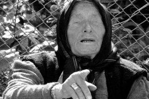 болест, баба Ванга