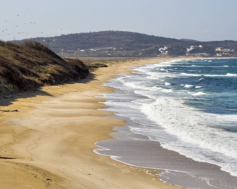 дюни, най-красиви плажа в България