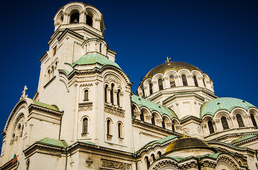 """Катедралата """"Александър Невски"""""""