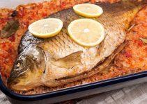 риба на никулден