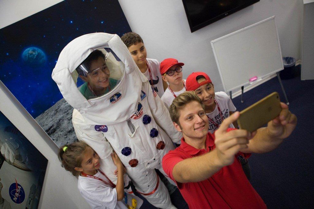 български космонавт