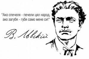 Цитати от Васил Левски
