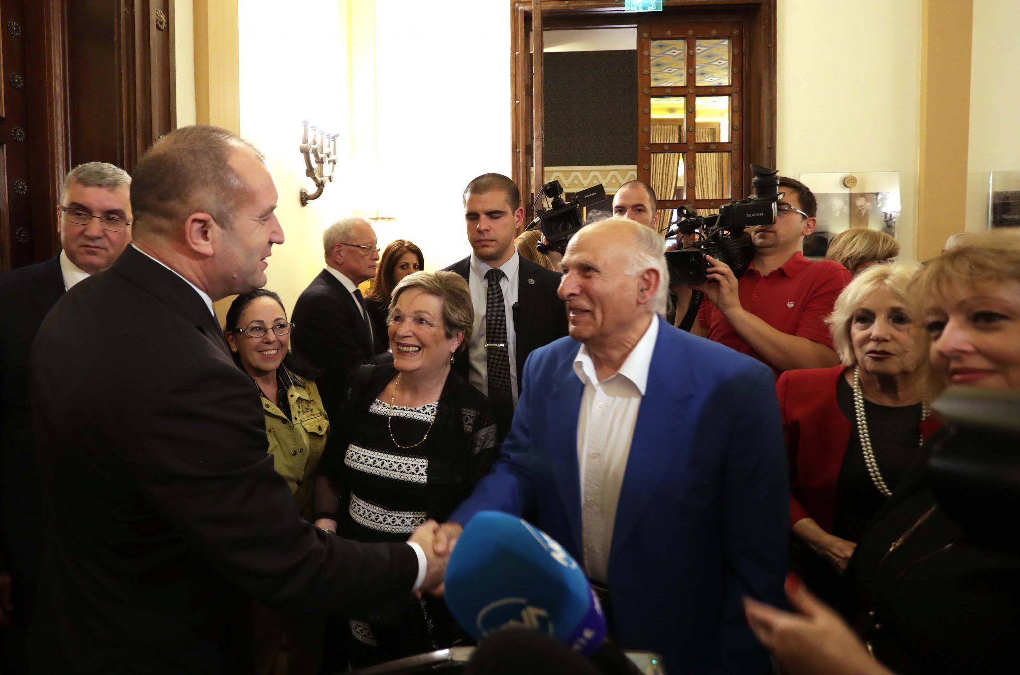 българската общност в Израел