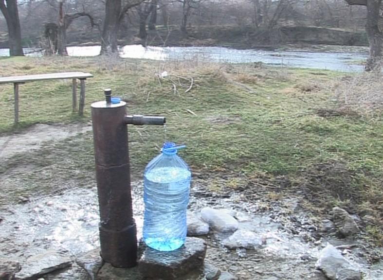 жива вода