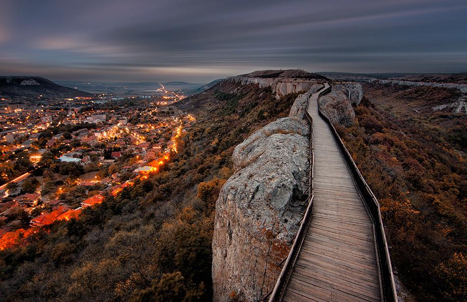 Крепостта Овеч - Провадия