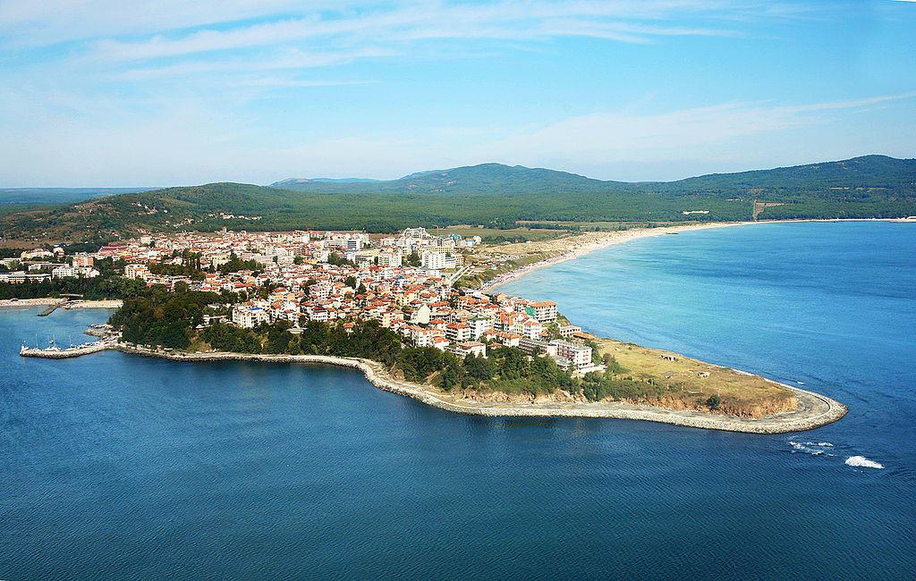 най-красиви плажа в България, Приморско