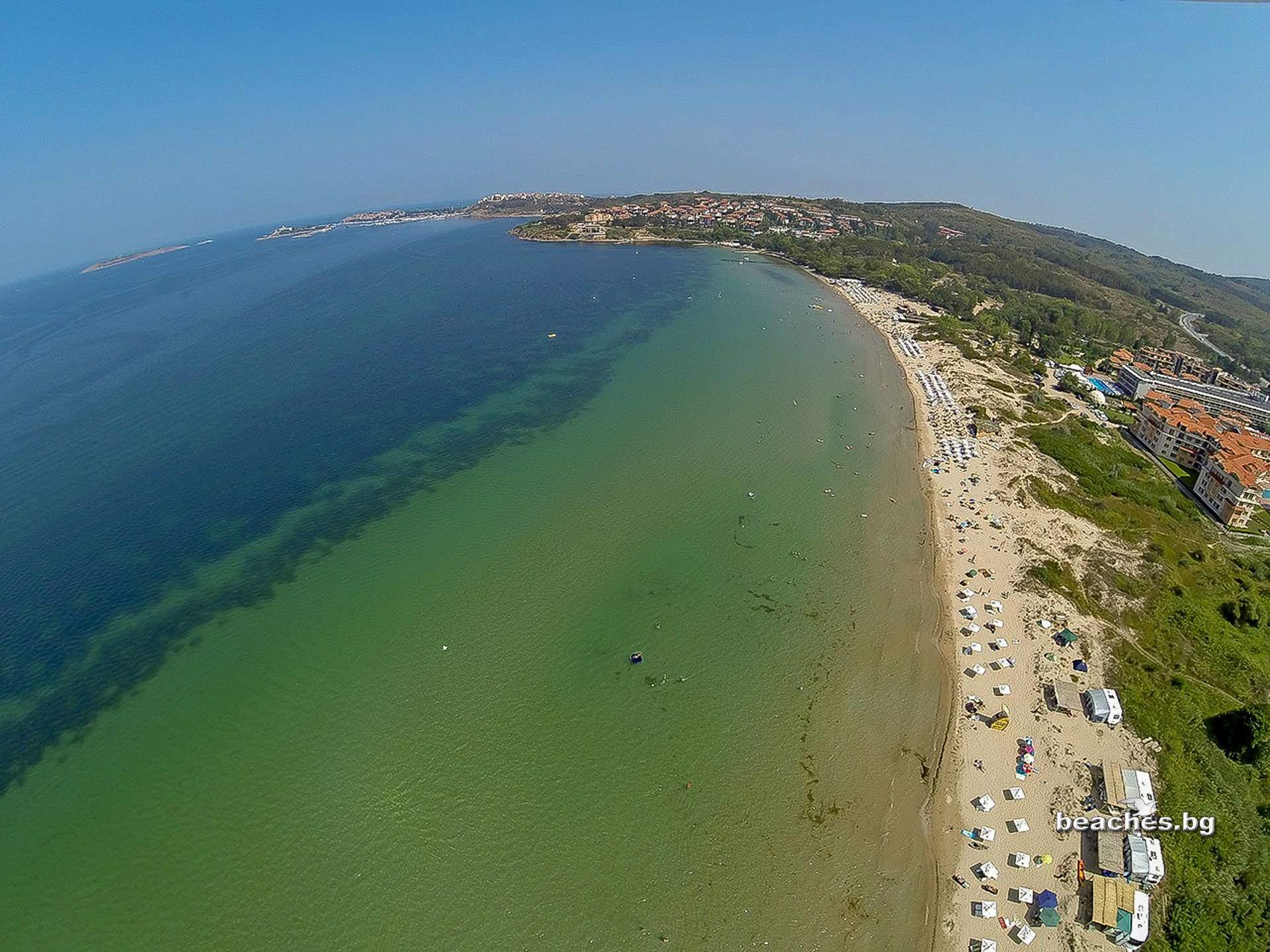 Златна Рибка, най-красиви плажа в България